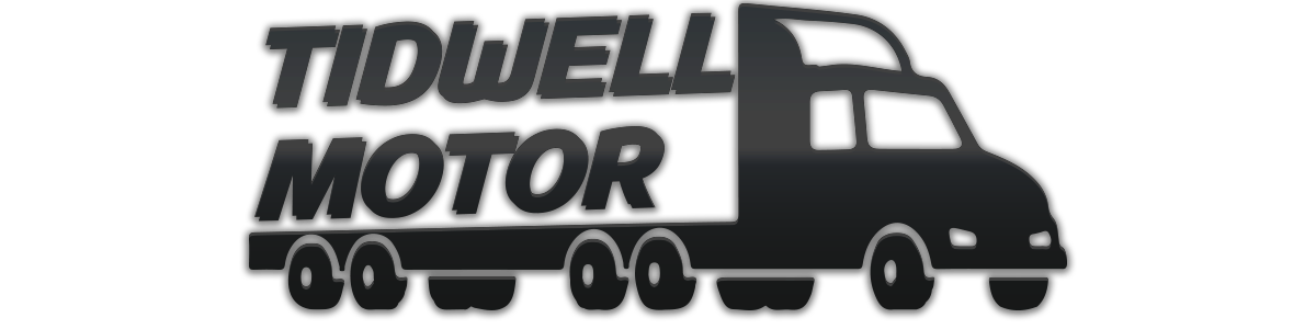 Tidwell Motor Logo Dark